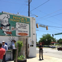 Photo taken at Nick's Food To Go by Dominic M. on 5/24/2013