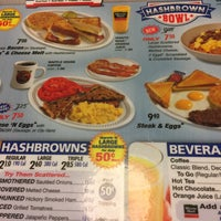 Photo taken at Waffle House by jeanine p. on 12/4/2016