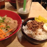 Photo taken at TK Kitchen (TKettle) by Cece L. on 11/20/2012