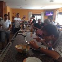 Photo taken at Restaurante Luciano by Дмитрий П. on 8/27/2014
