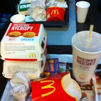 Photo taken at McDonald's by Andrea F. on 12/11/2012
