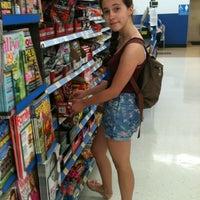 Photo taken at Walmart Supercenter by Tanya T. on 7/2/2014
