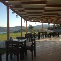 Photo taken at Leb-i Derya Restaurant Cafe Bar by Tanya T. on 6/6/2013