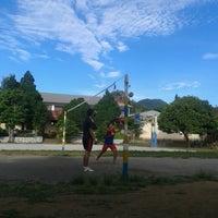 Photo taken at SMA Kristen 1 Tomohon by Zefanya R. on 9/4/2013
