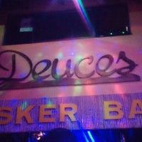 Photo taken at Deuces Bar by the6ftgiraffe . on 12/28/2015