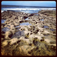 Photo taken at Sunset Cliffs Natural Park by Nick F. on 10/13/2012
