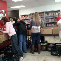 Photo taken at Minnie's Food Pantry by Crissy C. on 11/29/2012