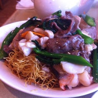 Photo taken at Congee Queen 皇后名粥 by Malditah M. on 9/22/2012