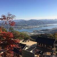 Photo taken at Sujongsa by Myounghee H. on 10/30/2016