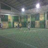Photo taken at Star Futsal by Rinni F. on 11/24/2012