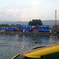 Photo taken at dili port by ome t. on 10/24/2012