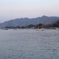Photo taken at dili port by ome t. on 10/23/2012