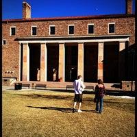 Photo taken at Norlin Library - University of Colorado at Boulder by David J. on 1/19/2013