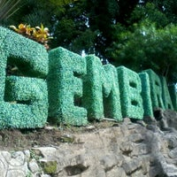 Photo taken at Kebun Binatang Gembira Loka by Aganto S. on 1/4/2013