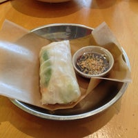 Photo taken at Tin Drum Asian Kitchen - The Collection at Forsyth by Justin M. on 1/2/2013