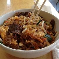 Photo taken at Tin Drum Asian Kitchen by Justin M. on 10/23/2012