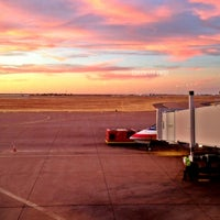 Photo taken at Lubbock Preston Smith International Airport (LBB) by Justin M. on 12/3/2012