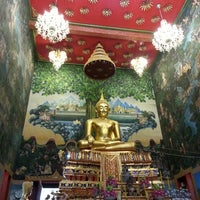 Photo taken at Wat Rai King (Wat Mongkhon Chindaram) by Cherd on 9/17/2013