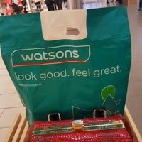 Photo taken at Watsons by HALİDE💜ENGİN Ş. on 12/4/2016