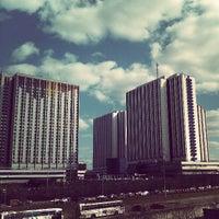 Снимок сделан в Измайлово «Гамма-Дельта» / Izmailovo Gamma Delta Hotel пользователем Валёк 4/22/2013