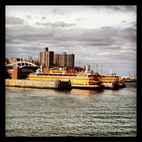 Photo taken at Staten Island Ferry - St. George Terminal by Paul S. on 11/25/2012