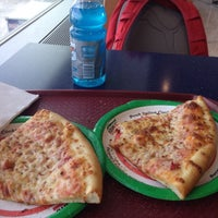 Photo taken at Sbarro Italian Eatery by Karan T. on 2/4/2014
