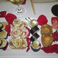 Photo taken at Akikomo Sushi by Restaurante A. on 9/14/2013