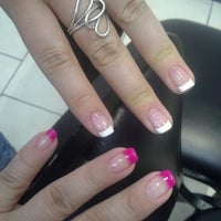 Photo taken at DN Nails by Jenna M. on 4/15/2013