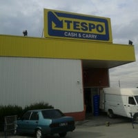Photo taken at Tespo Cash&Carry by TRKN S. on 4/27/2013