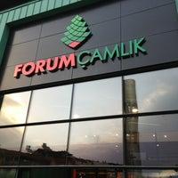 3/21/2013 tarihinde TRKN S.ziyaretçi tarafından Forum Çamlık'de çekilen fotoğraf