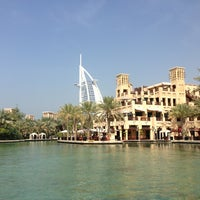 Photo taken at Souq Madinat Jumeirah by Wilhelm B. on 1/29/2013