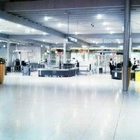 Photo taken at Sicherheitskontrolle | Security Control by Tonny P. on 12/9/2012