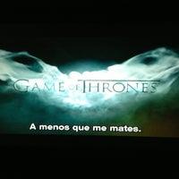 Photo taken at Estréia Mundial Do Último Episódio da 3 Temporada de Game Of Thrones by Gilmar J. on 6/10/2013