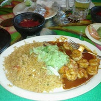 Photo taken at El Tapatio by Dawn F. on 11/30/2012