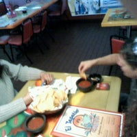 Photo taken at El Tapatio by Dawn F. on 12/10/2012