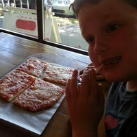 Photo taken at Jules Thin Crust by Elaine M. on 8/24/2013