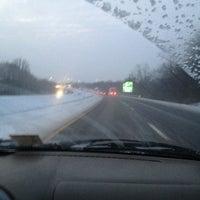 Photo taken at I-70 by Scott S. on 1/25/2013