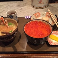 Photo taken at ペリーのいくら丼 by ひいろ on 4/12/2015