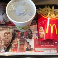 Photo taken at McDonald's by 植木 等. on 9/25/2015