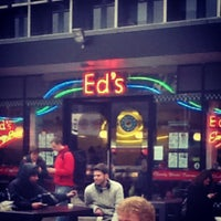 Photo taken at Ed's Easy Diner by Vicky S. on 1/20/2013