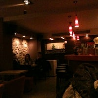 Photo taken at Πλαζ Cafe by Vassilis K. on 12/25/2012