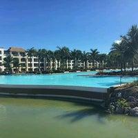 Foto tirada no(a) Hard Rock Hotel & Casino in Punta Cana , Dominican Republic por Rommyna F. em 2/24/2017