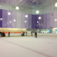 Photo taken at Kallang Ice World by Monique K. on 11/30/2013