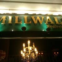 Photo taken at Millwall English Pub by M. Sinan B. on 9/20/2013