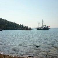 Photo taken at Fransız Tatil Köyü - Lookea Beach by Remzi Ş. on 7/24/2015