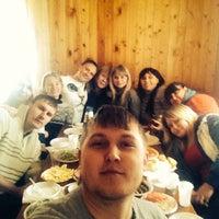 Photo taken at лыжная база рузаевка by Olga D. on 2/3/2014