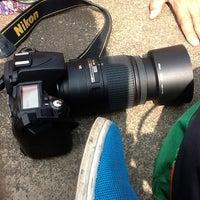 Photo taken at Mini Zoo Taman Teruntum by Luqman Hakim O. on 1/26/2014