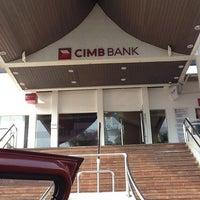 Photo taken at CIMB Bank by Luqman Hakim O. on 6/28/2014