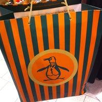 Photo taken at Original Penguin by Luis Z. on 12/20/2012
