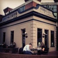 Photo taken at Ebenezers Coffeehouse by Nicole P. on 10/23/2012